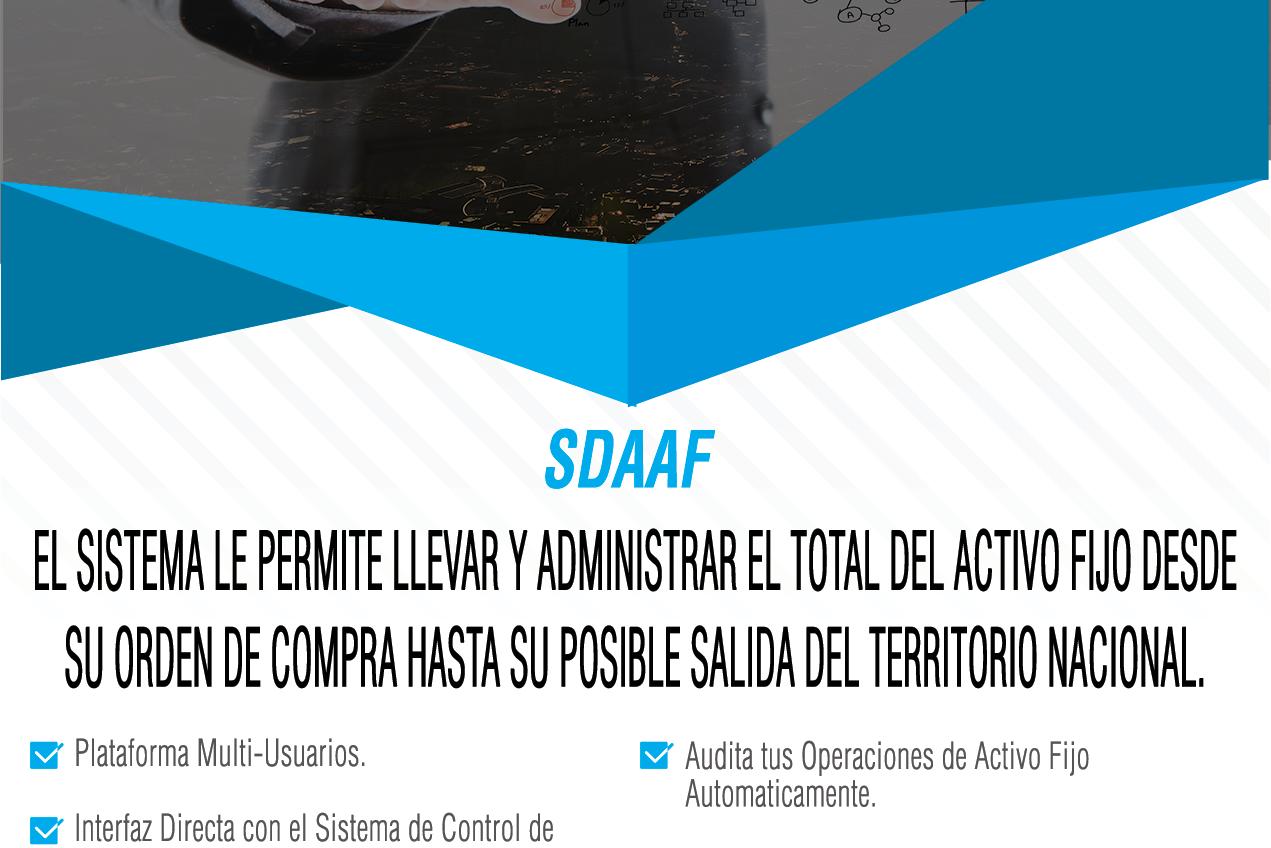 Sistema Digital de Administración de Activo Fijo - SDAAF